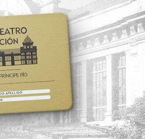Abono anual Gran Teatro Príncipe Pío