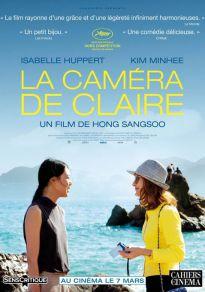 Cartel de la película La cámara de Claire
