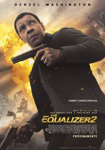 Cartel de la película The Equalizer 2