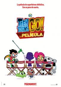 Cartel de la película Teen Titans GO