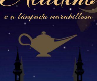 Aladino e a lámpada marabillosa, O Musical - Avento Produción