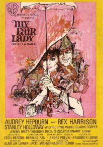 Cartel de la película My Fair Lady (cine)