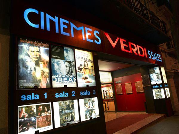 Cartelera de cines verdi barcelona barcelona for Entradas cine barcelona