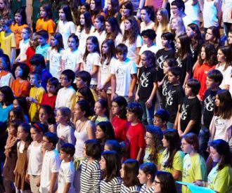 50ª Trobada Secretariat Corals Infantils Catalunya