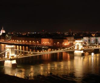 Budapest: crucero nocturno por el Danubio
