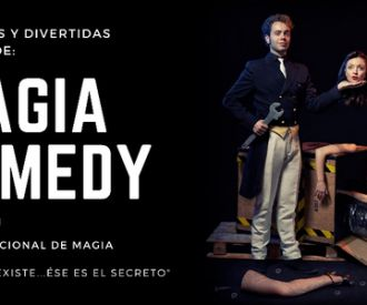 Magia Comedy