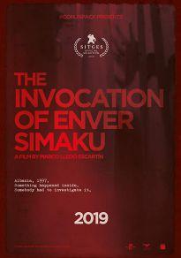 Cartel de la película The Invocation of Enver Simaku
