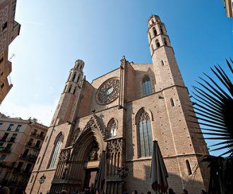 Ruta La Catedral del Mar -  Idefonso Falcones