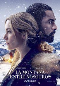 Cartel de la película La montaña entre nosotros