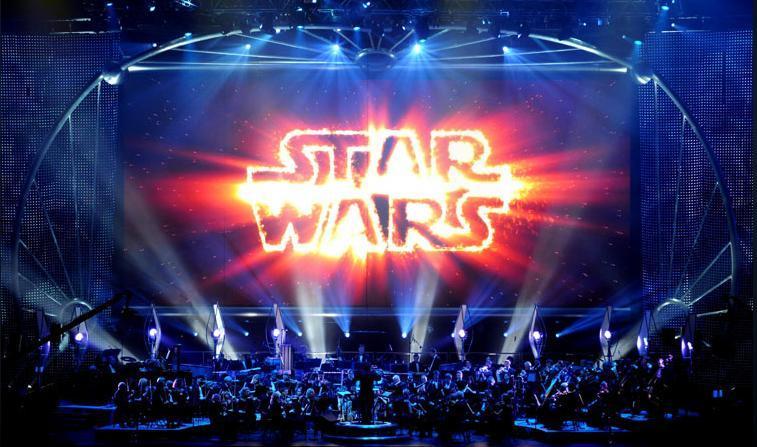 Como bien sabéis, el pasado fin de semana comenzamos con los conciertos  para conmemorar el 40 aniversario de Star Wars y… ¡qué exitazo!