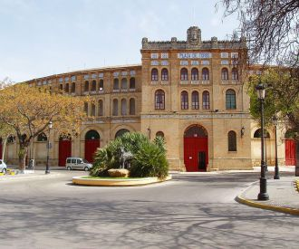 Plaza de toros de el puerto de santa mar a avenida del for Cartelera avenida sevilla