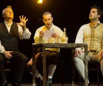 Romeu i Julieta al laberint màgic