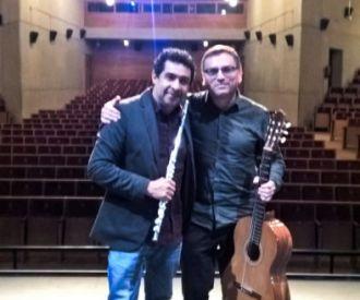 Dúo de Flauta y Guitarra - Pedro Revilla y Gerardo Acuña