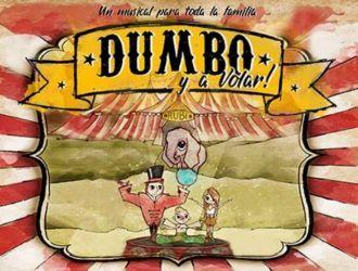 Dumbo y a Volar!