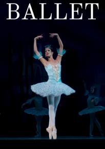 Cartel de la película La Dama de las Camelias - Ballet (Cine)
