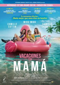 Cartel de la película Vacaciones con mamá