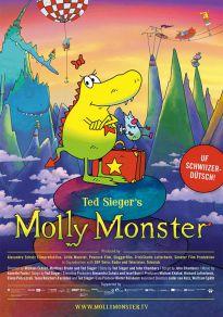 Cartel de la película El regalo de Molly Monster