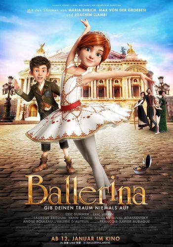 Bailarina (2016) [DVDRip][Latino][MEGA]