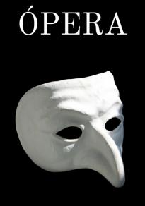Cartel de la película La flauta mágica - Ópera (Cine)