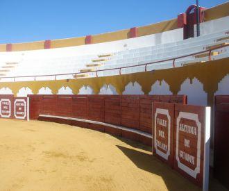 Plaza de toros alcudia de guadix alcudia de guadix for Cartelera avenida sevilla