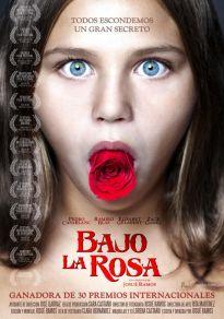 Cartel de la película Bajo la rosa