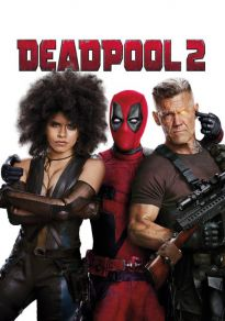 Cartel de la película Deadpool 2