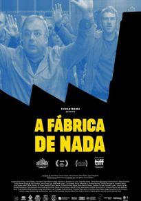 Cartel de la película La fábrica de nada