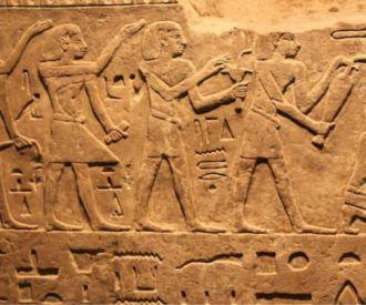 Recorriendo el Nilo en el Antiguo Egipto