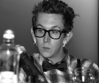Micah P. Hinson-background