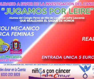 Partido Solidario Lorca Feminas - Real Murcia Feminas