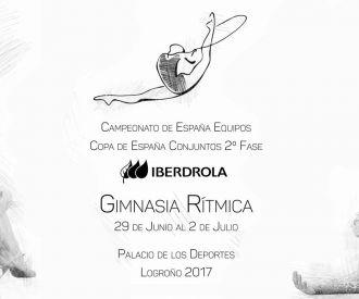 Gimnasia Ritmica - Campeonato de España Equipos y Copa