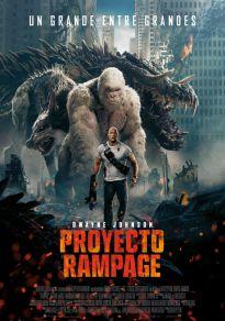 Cartel de la película Proyecto Rampage