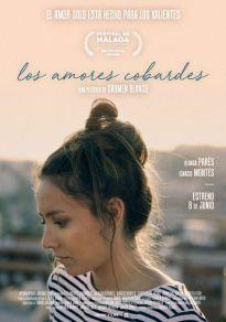 Cartel de la película Los amores cobardes