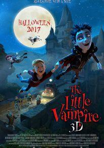 Cartel de la película El pequeño vampiro (Animación)