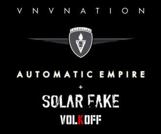 VNV Nation Automatic Empire