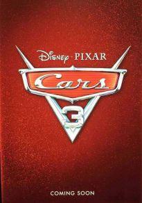 Cartel de la película Cars 3