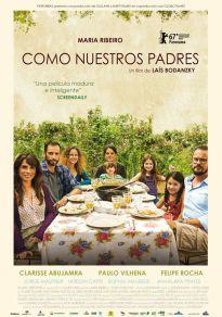 Cartel de la película Como nuestros padres