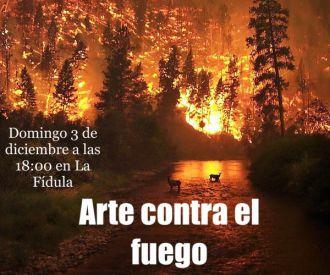 Arte contra el fuego